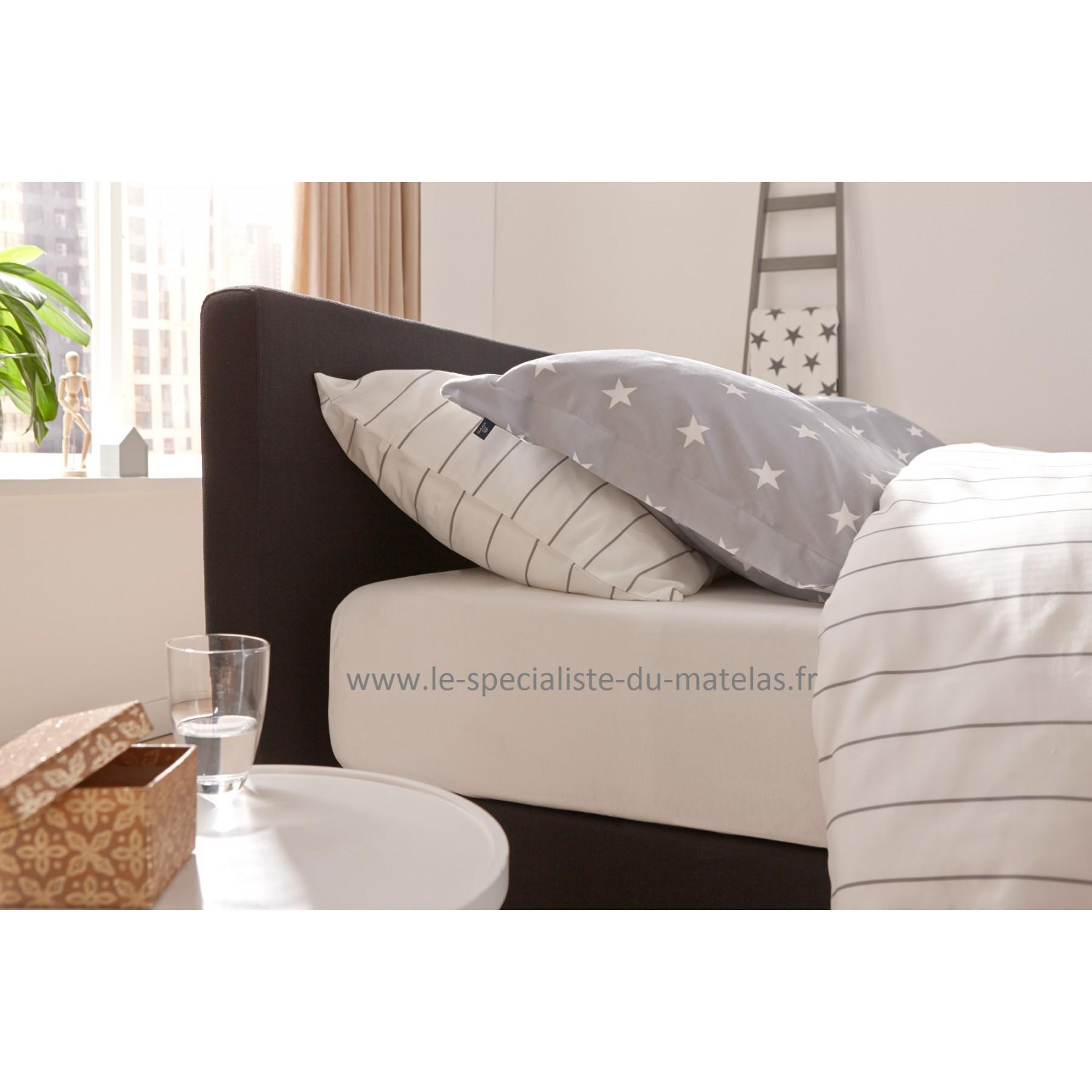 lit tempur zero g avec matelas tempur. Black Bedroom Furniture Sets. Home Design Ideas