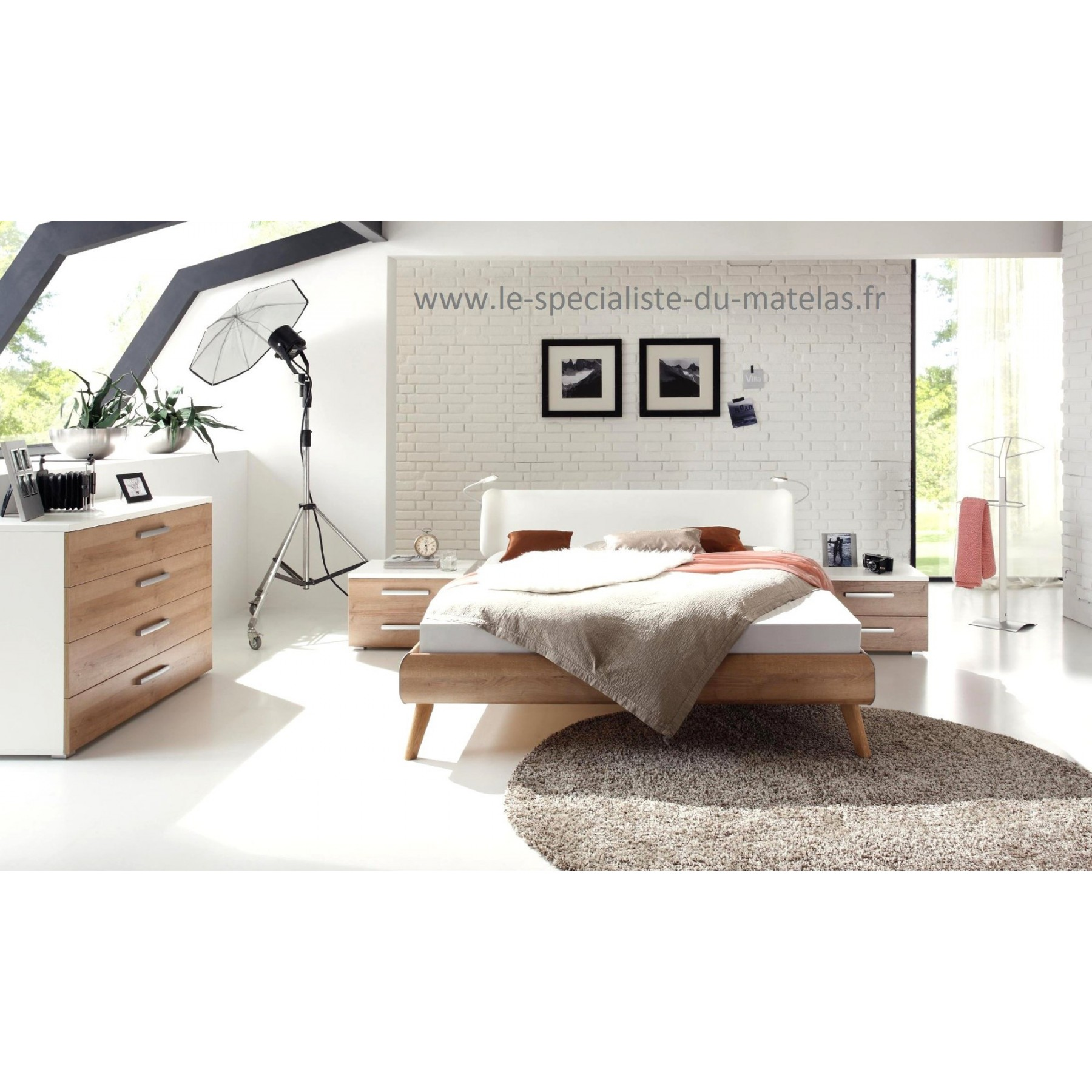 lit hasena riviera d couvrir au le sp cialiste du matelas. Black Bedroom Furniture Sets. Home Design Ideas