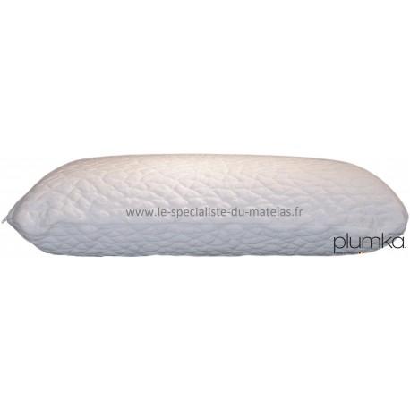 oreiller latex naturel plumka pilloflex d couvrir au le. Black Bedroom Furniture Sets. Home Design Ideas
