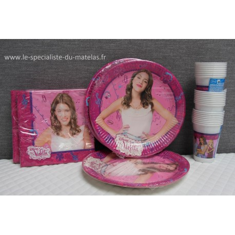Accessoires Violetta -50%