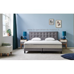 Boxspring Sealy Cushion fixe