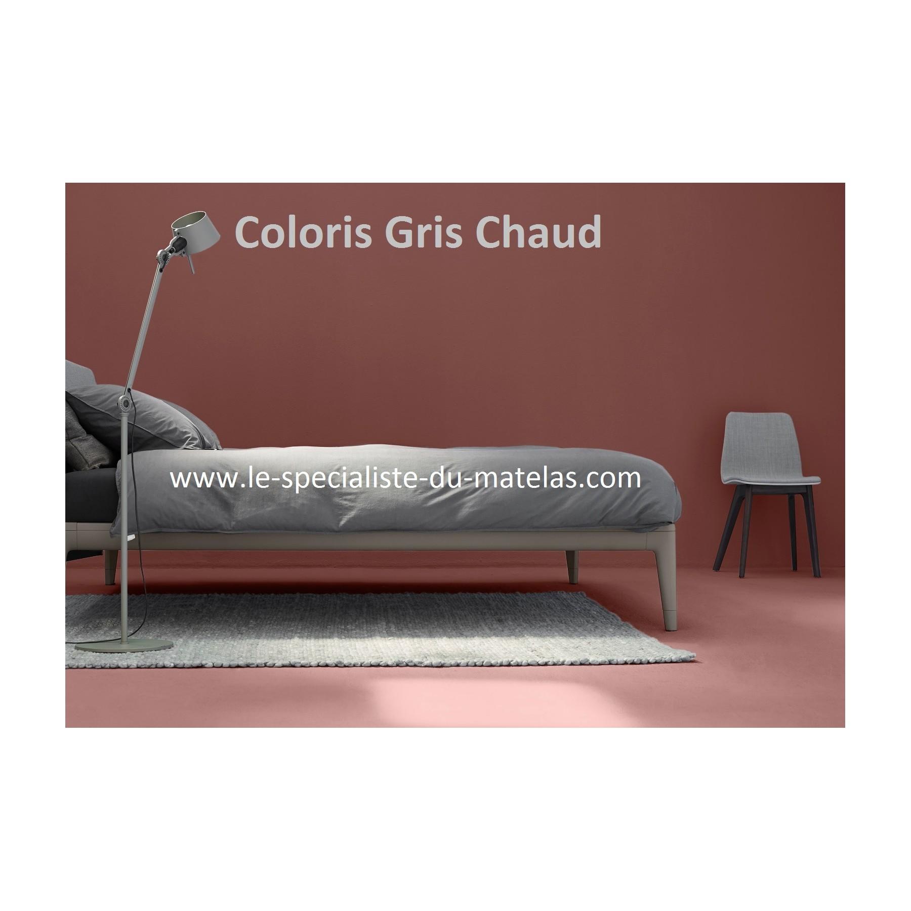 lit auping essential avec sommiers r glables 3 moteurs. Black Bedroom Furniture Sets. Home Design Ideas