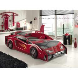 Lit voiture Lamborghini