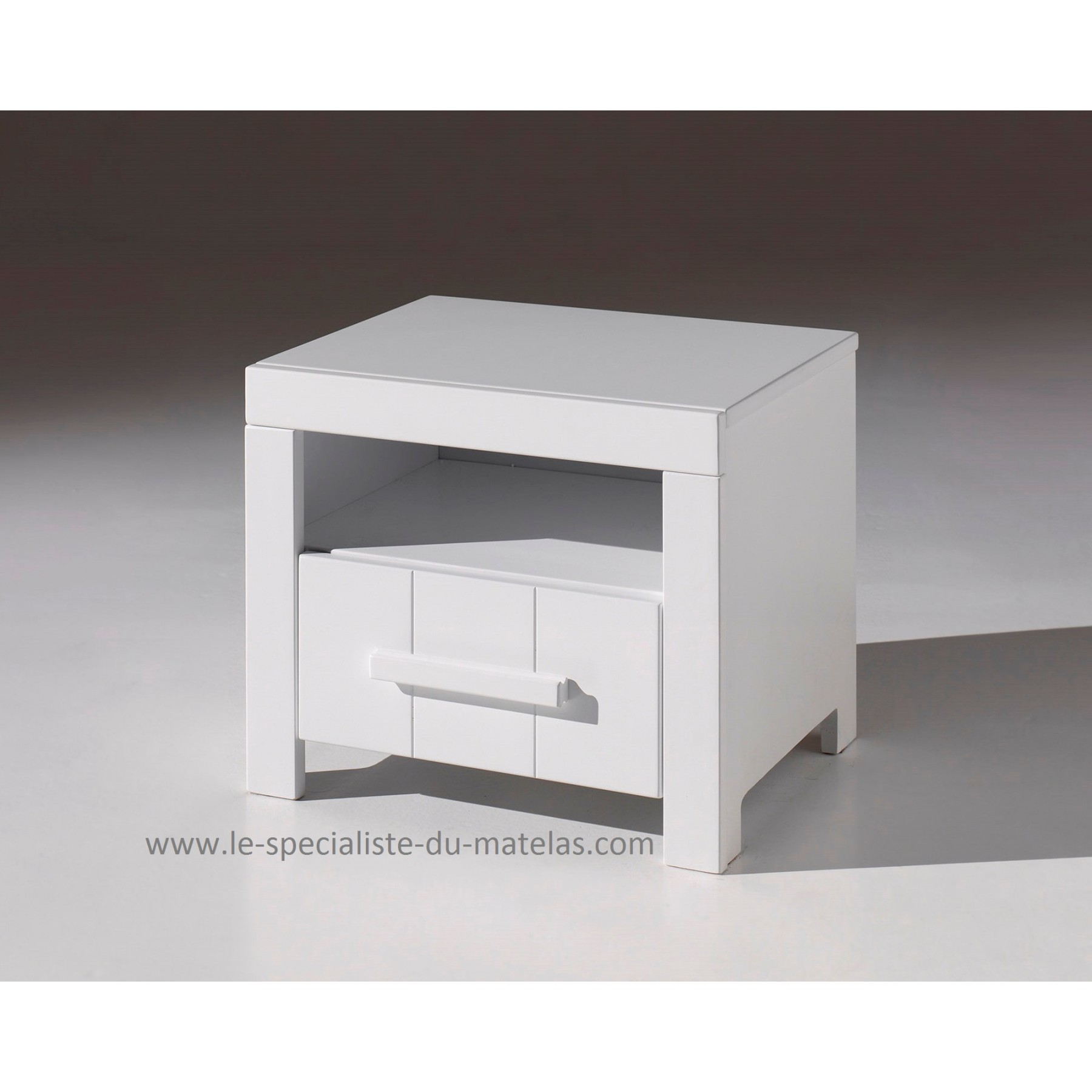lit enfant blanc laqu le sp cialiste du matelas. Black Bedroom Furniture Sets. Home Design Ideas