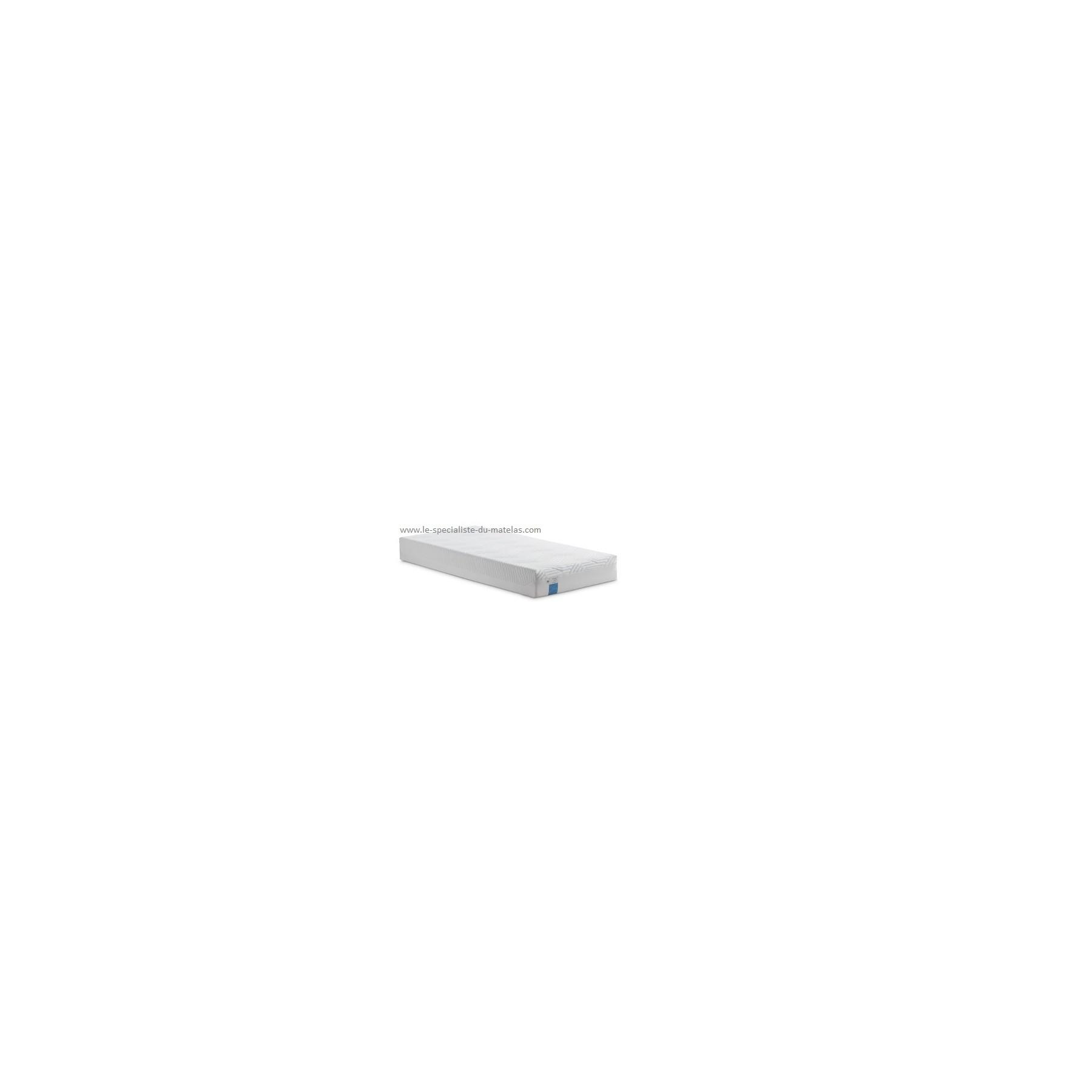 matelas tempur cloud 21cm d 39 paisseur au sp cialiste du matelas. Black Bedroom Furniture Sets. Home Design Ideas