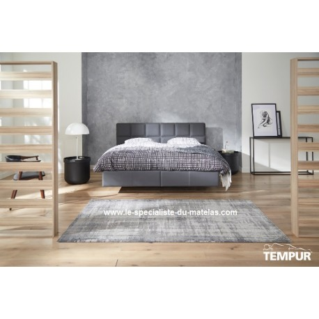 lit tempur relax avec matelas et sommiers le sp cialiste du matelas. Black Bedroom Furniture Sets. Home Design Ideas