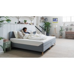 Lit Tempur BoxSpring One