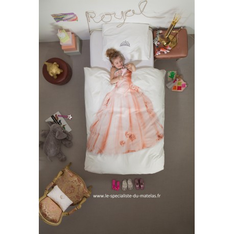 Housse de couette enfant Snurk Princesse