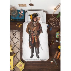 Housse de couette Snurk Pirate