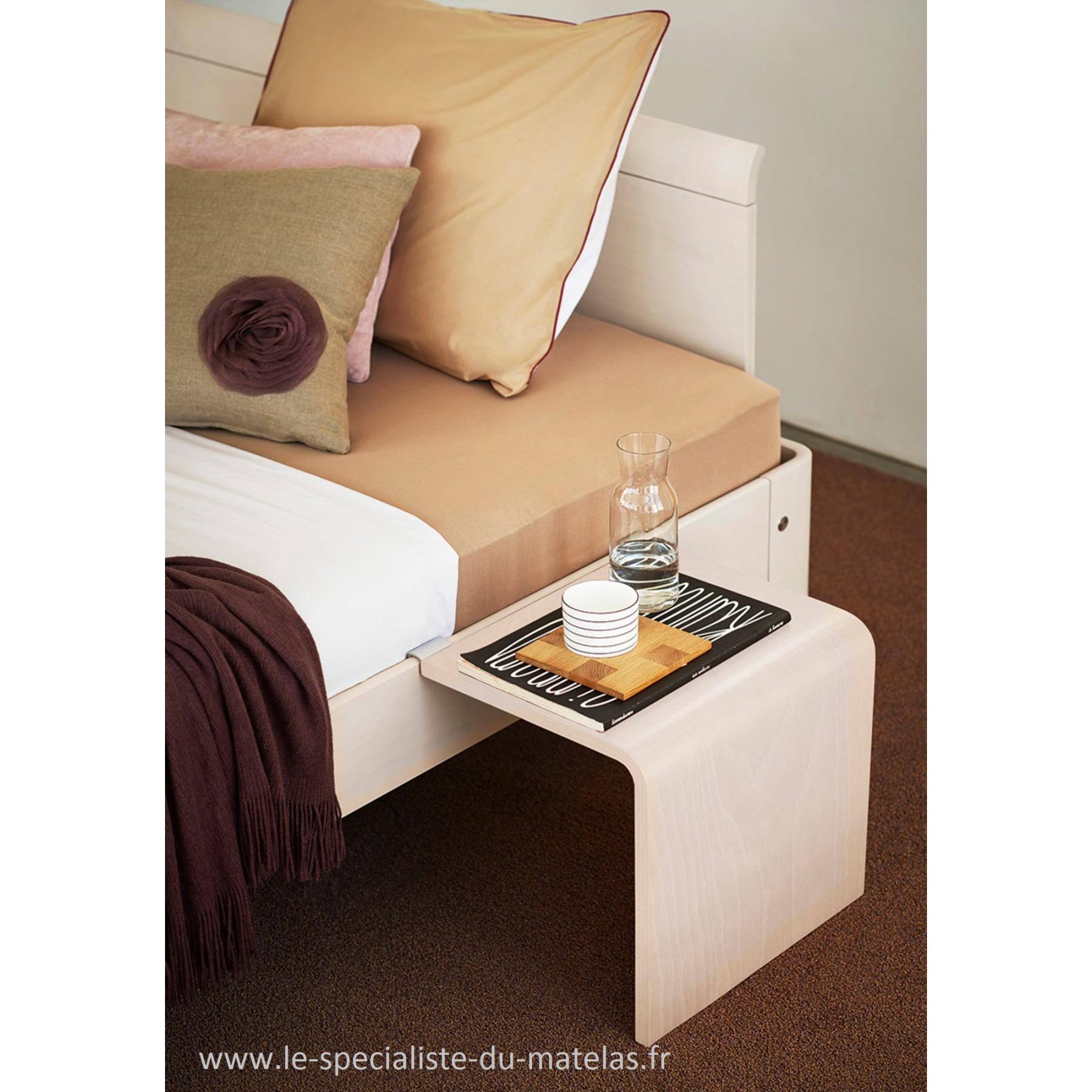 tablette auronde d couvrir au le sp cialiste du matelas. Black Bedroom Furniture Sets. Home Design Ideas