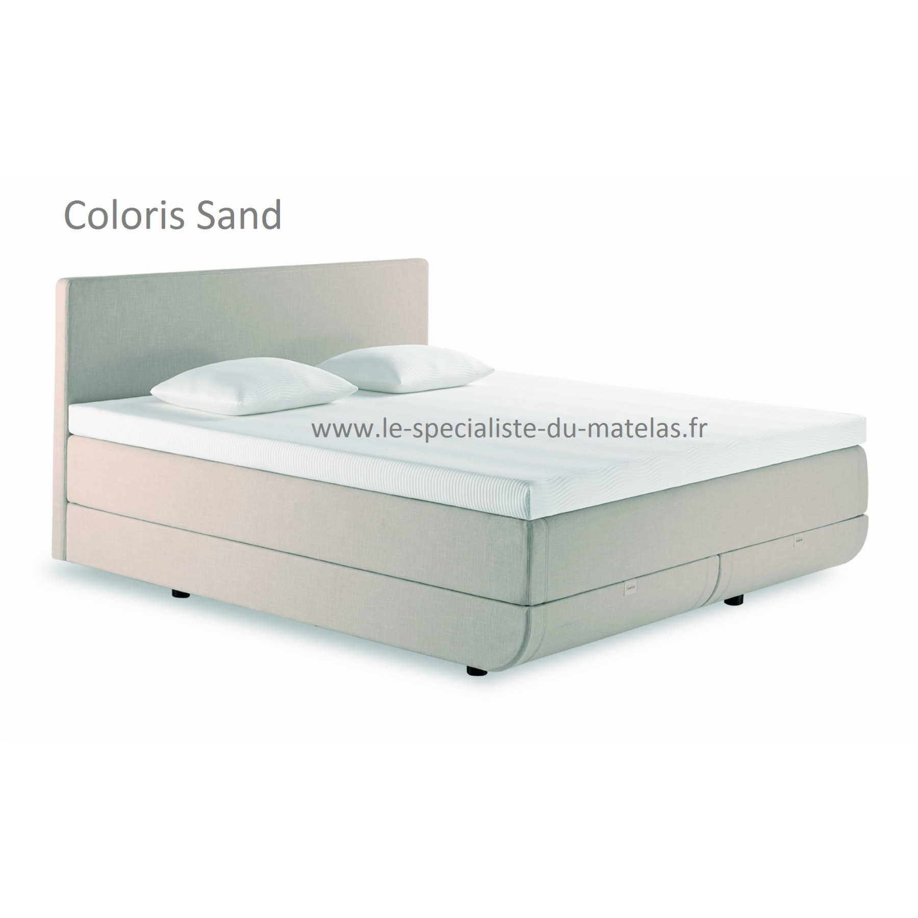 lit tempur north continental le sp cialiste du matelas. Black Bedroom Furniture Sets. Home Design Ideas
