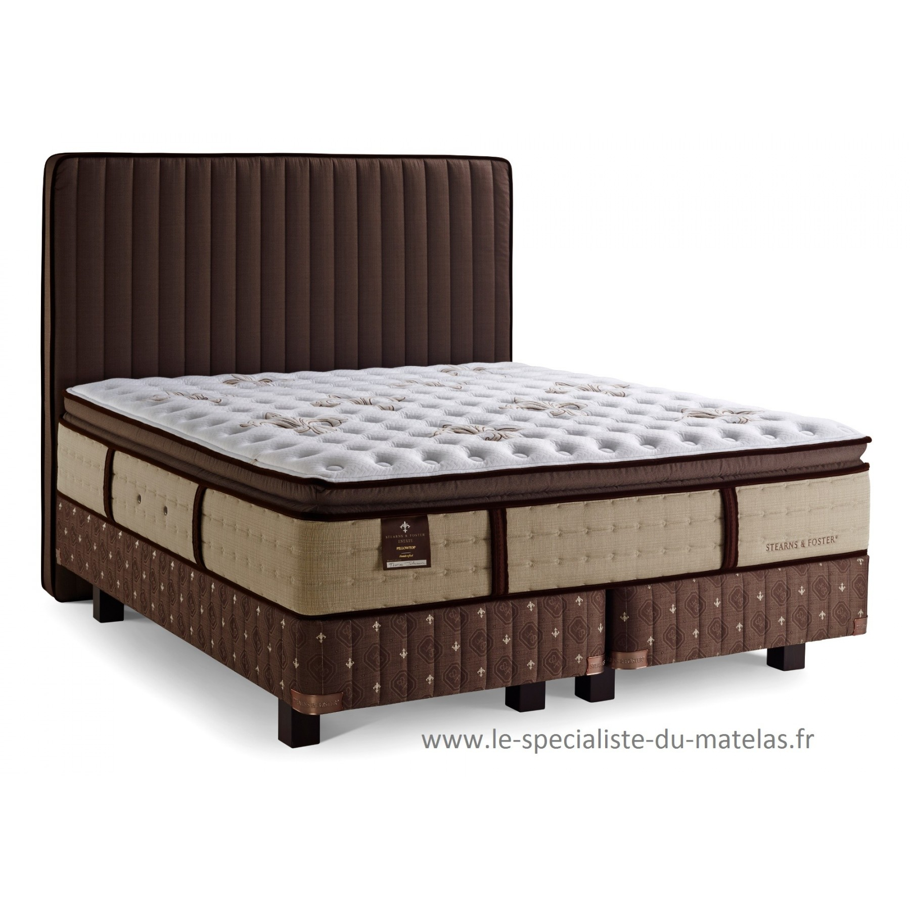 lit matelas. Black Bedroom Furniture Sets. Home Design Ideas