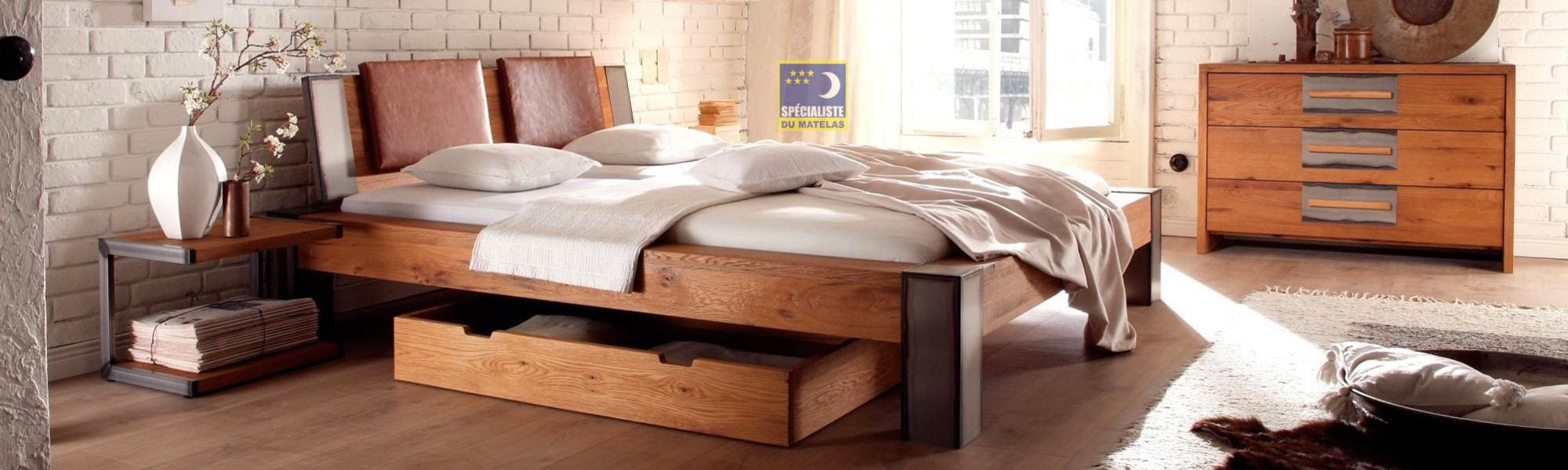 matelas literie sommier au specialiste du matelas neupr le sp cialiste du matelas. Black Bedroom Furniture Sets. Home Design Ideas